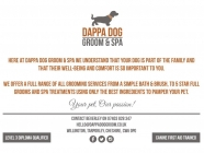 Dappa Dog Groom & Spa
